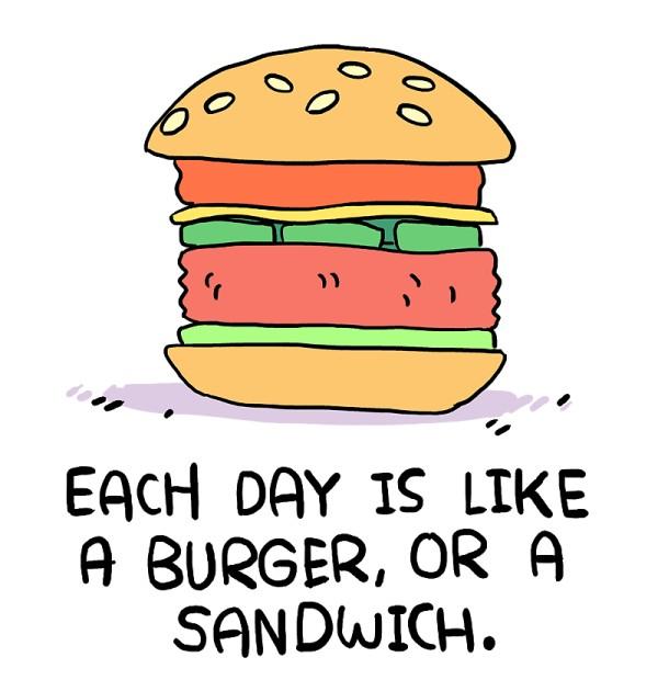 Sandwich clipart lot food Like or A a Sandwich