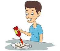 Sandwich clipart lot food Pictures seafood Food Man collection