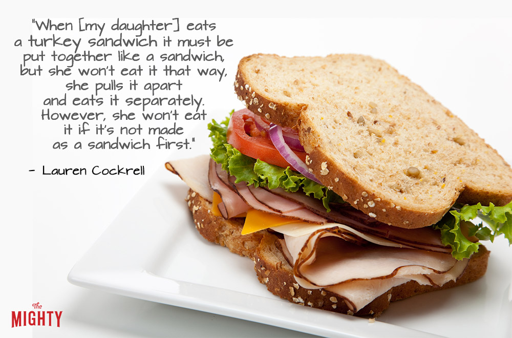 Sandwich clipart lot food Cockrell Mighty Children The a