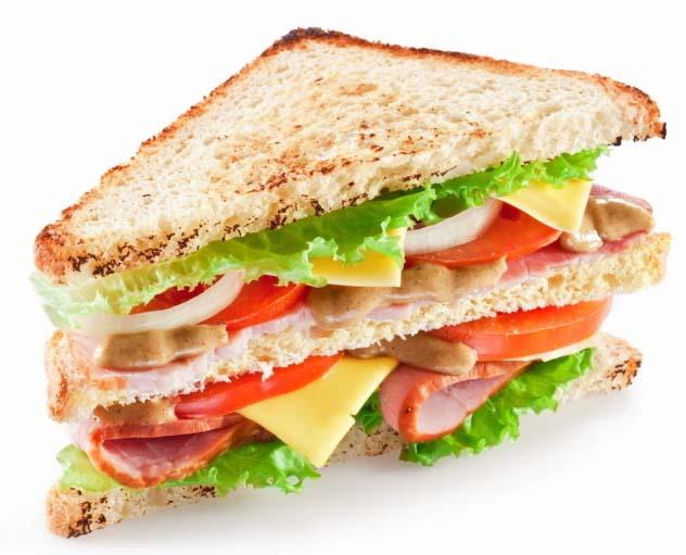 Sandwich clipart triangular Clipart Sandwich Sandwich Triangle Sandwich