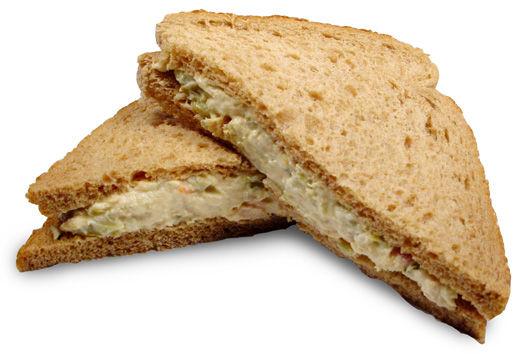 Sandwich clipart tuna sandwich Make a Tuna to How