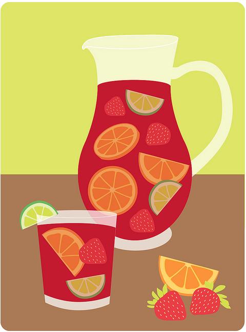 Sangria clipart cocktail hour Ideas http://sangriadiaries com Para sangria
