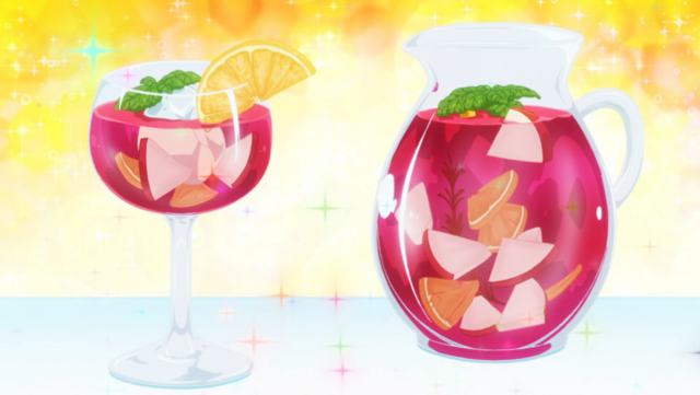 Sangria clipart cocktail hour Something I'm a