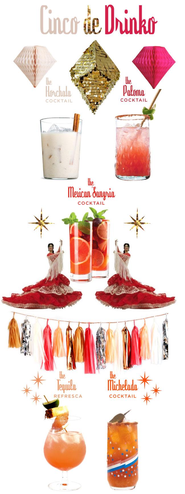 Sangria clipart mexican Cocktail cocktail paloma de paloma