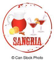 Sangria clipart mexican  Margarita 3 Sangria Illustration