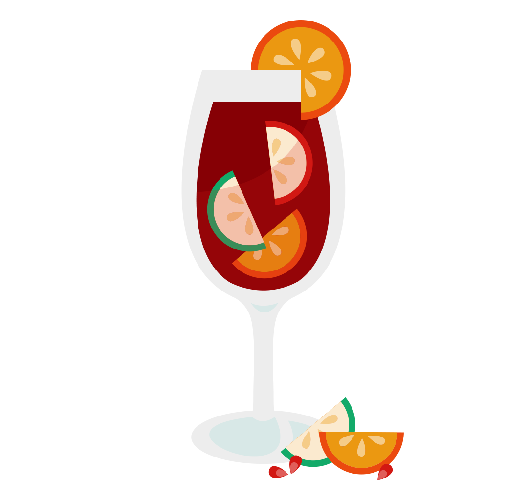 Wine clipart sangria Gina prev Amsellem next Assorted