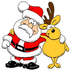 Santa clipart #10
