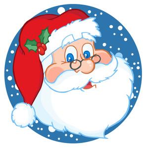 Santa clipart #14
