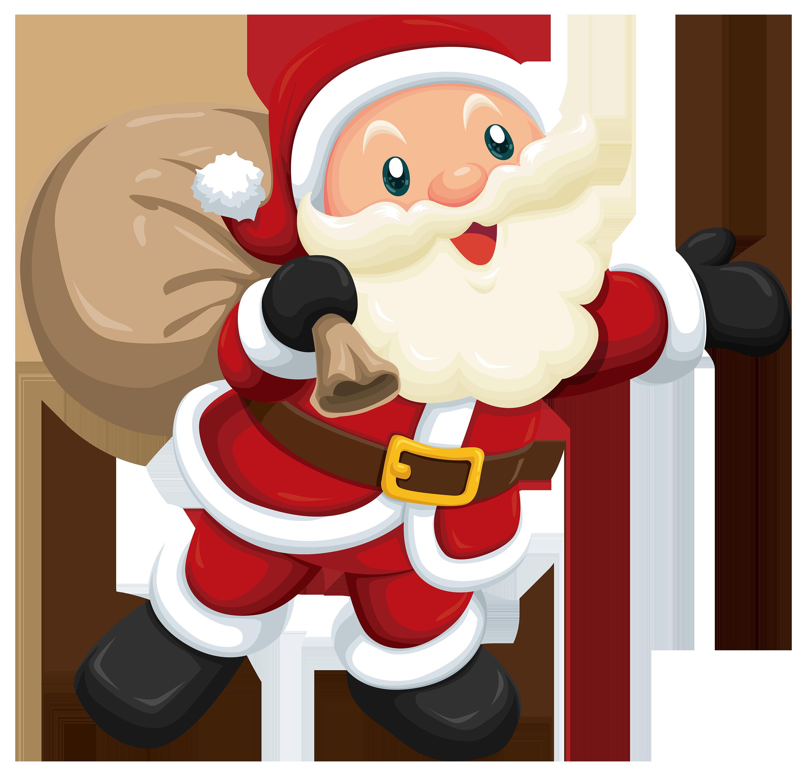 Santa clipart #15