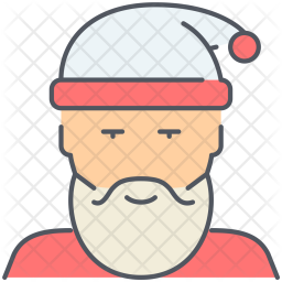 Santa clipart clous #13