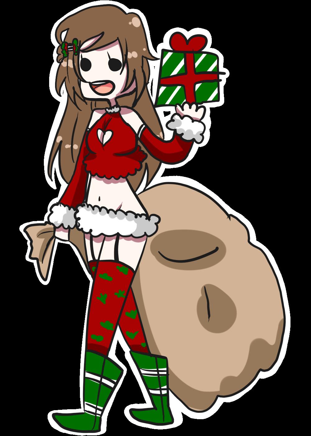 Santa clipart clous #10