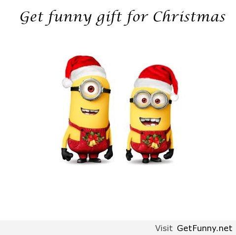 Santa clipart minion #15