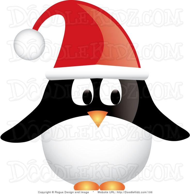 Santa Hat clipart doodle #3