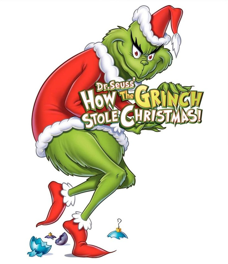 Santa Hat clipart grinch #13