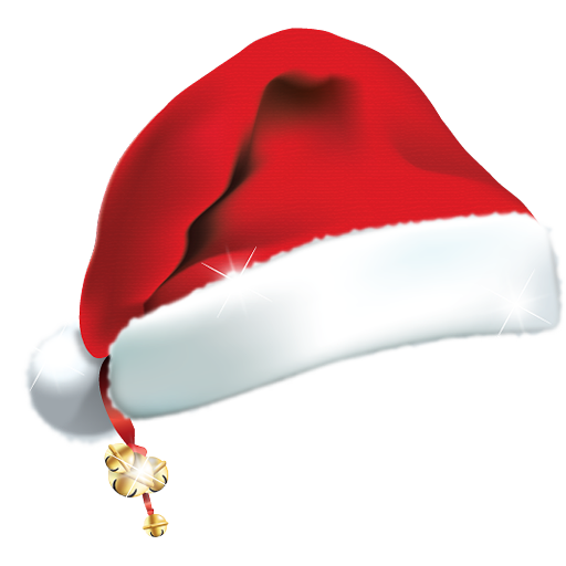 Santa Hat clipart holiday hat #2