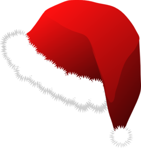 Santa Hat clipart stocking cap #11