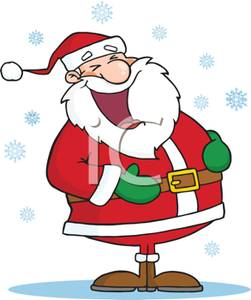 Sanya clipart belly Royalty Santa of Free Belly