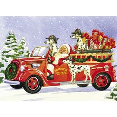 Sanya clipart fireman Clipart Illustrations Fireman clipart Christmas