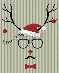 Santa clipart hipster #7