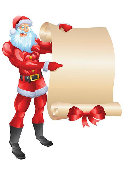 Sanya clipart lifting weight Santa Santa collection Lifting Clip