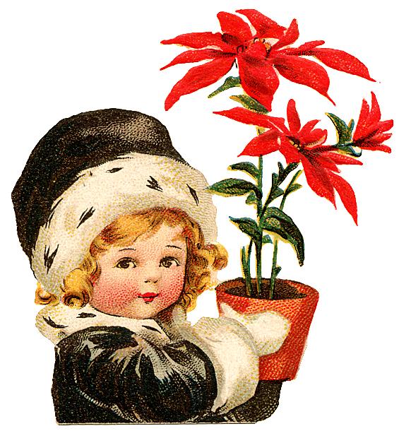 Santa clipart old fashioned #12