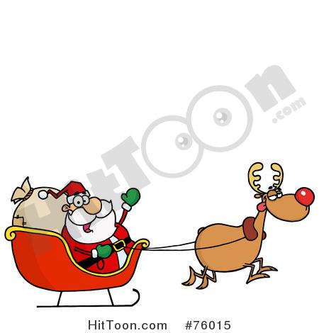 Santa clipart tired #4