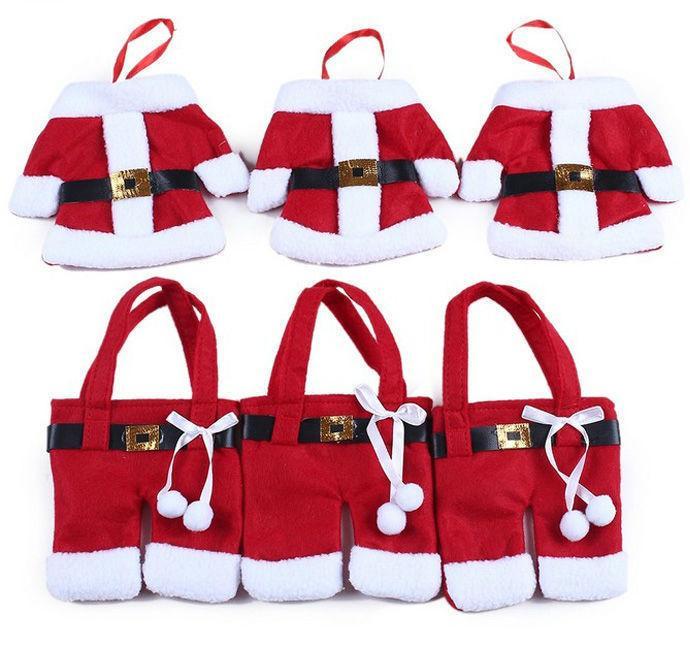 Santa clipart trousers #12