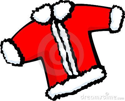 Santa clipart trousers #4