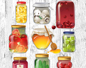 Sardine clipart canned fruit #8