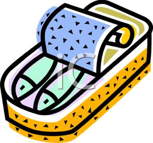 Sardines clipart Clip of Image of Can