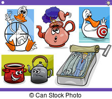 Sardines clipart packed Cartoon packed concepts Cartoon set