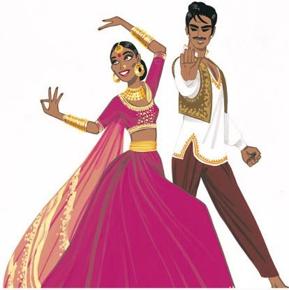Saree clipart bollywood dancing Dance about images best Dance