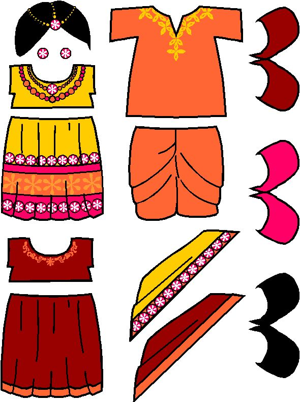 Traditional Costume clipart ancient india India best could on 25+