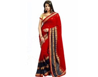 Saree clipart indian bridal Indian Reception Indian Saree Pink