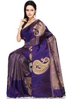 Saree clipart Saree Kanchipuram  with Handloom
