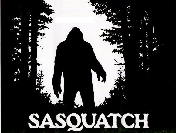 Feet clipart big foot Sasquatch Download drawings Download #14