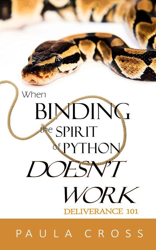 Satan clipart python Of  Spirit Python
