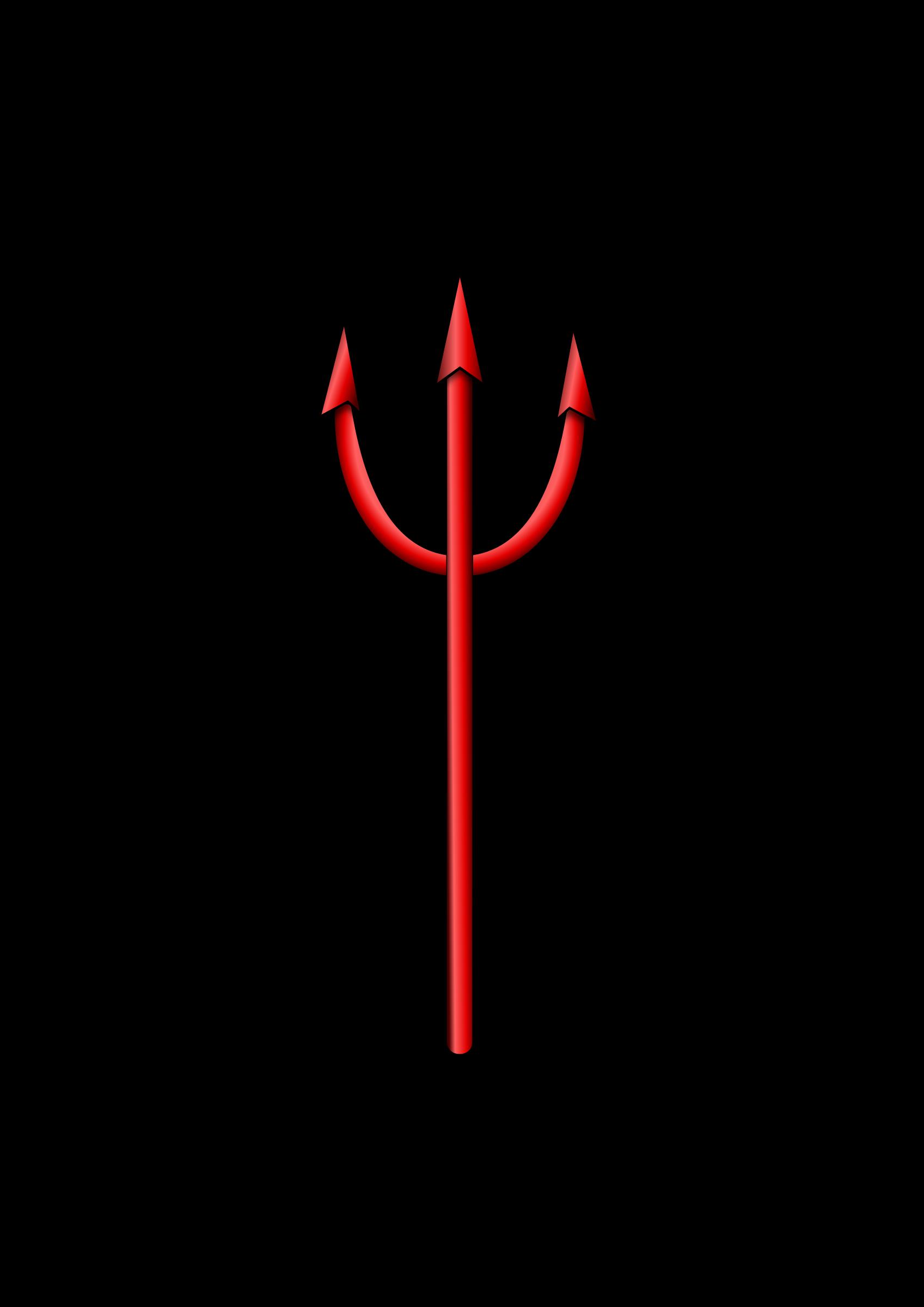 Pitchfork clipart trident Devil devil Clipart pitchfork pitchfork