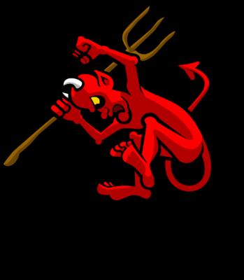 Satanic clipart Satan Clip Will Lose Art
