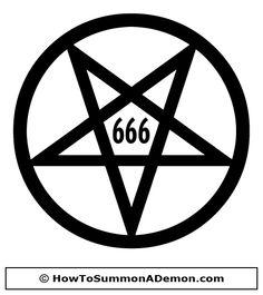 Satanism clipart Art Satanic Clip Clip Free