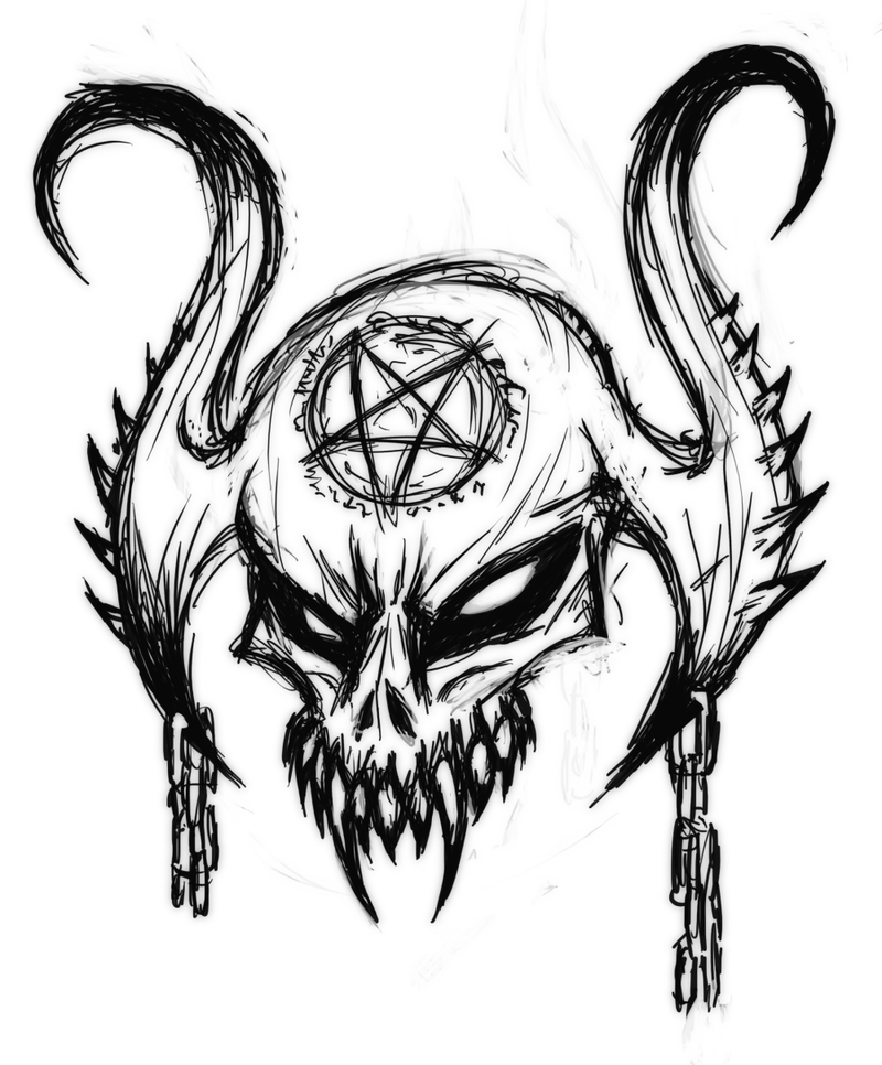 Satanism clipart awesome MrHiDE Art on Clipart Satanic