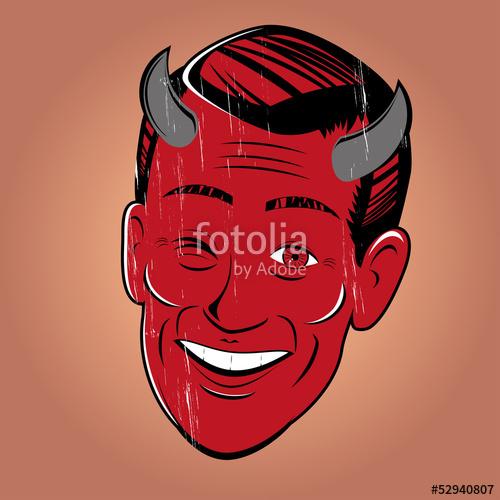 Satanic clipart cartoon And funny devil clipart