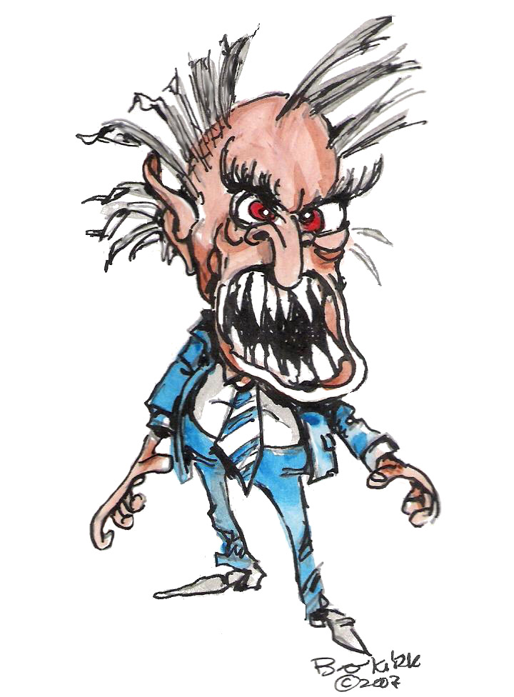 Anger clipart angry dad Man Images Art Woke late