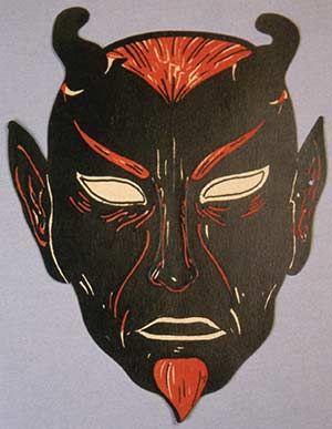 Satanism clipart vintage motorcycle Devil images 36 antique Google