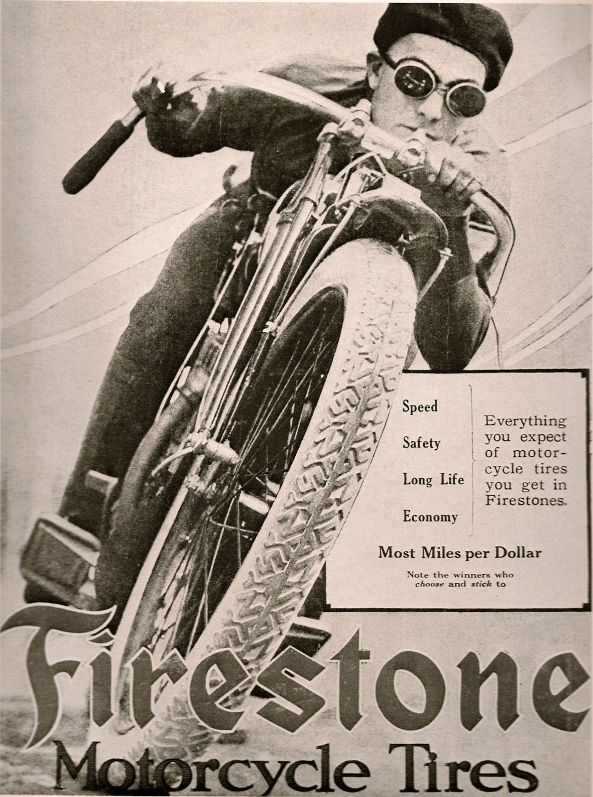 Satanism clipart vintage motorcycle Ads motorcycle ads antique motorcycle