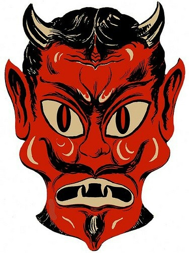 Satanism clipart vintage motorcycle This Satan Pinterest more Find