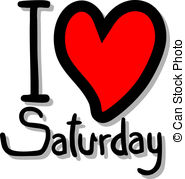 Saturday clipart #2