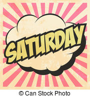 Saturday clipart #7