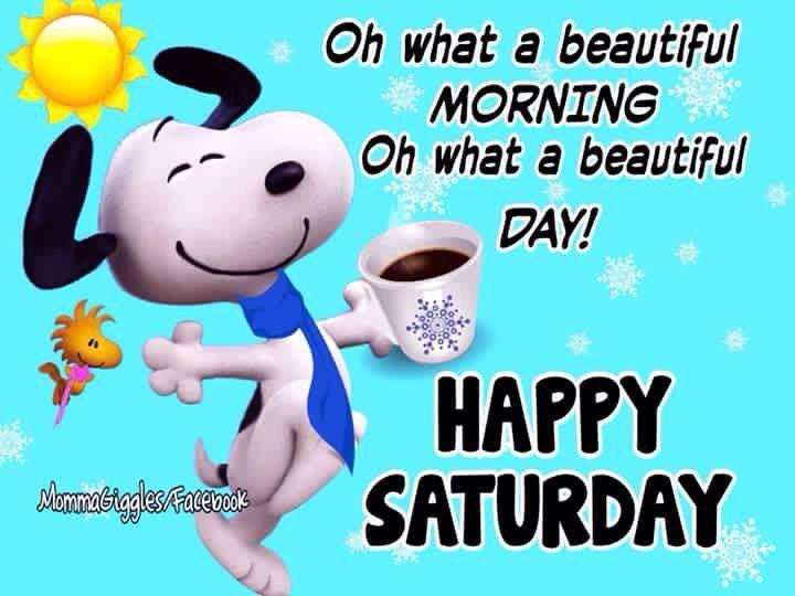 Saturday clipart happy saturday #9