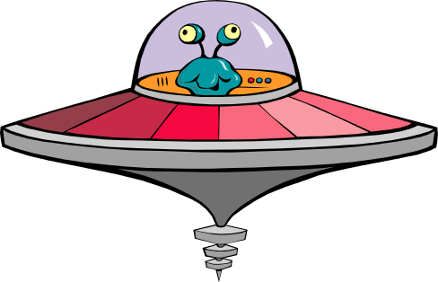 Saucer clipart Flying Art Saucer Flying Clip